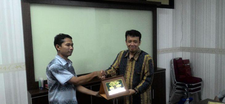 Studi Banding ke SPI UIN Syarif Hidayatullah Jakarta